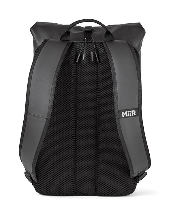 back of the miir bag shown