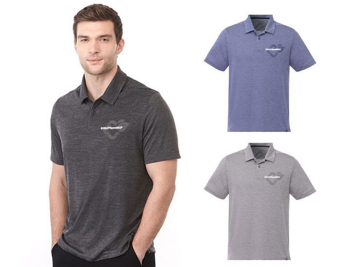 logoed Dege Eco Short Sleeve Polo preview