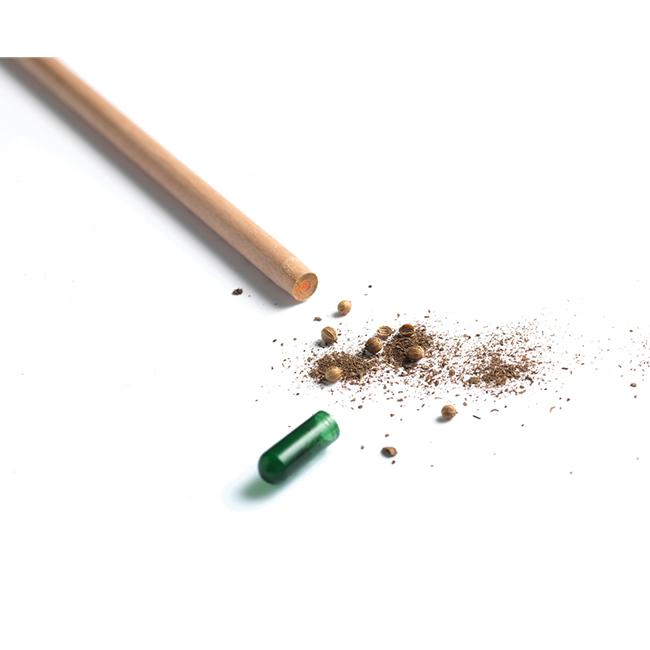 eco-friendly pencil with company logo