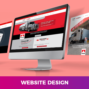 Website Design digital marketing project