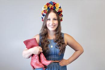 Briana Medwechuk fun culture photo
