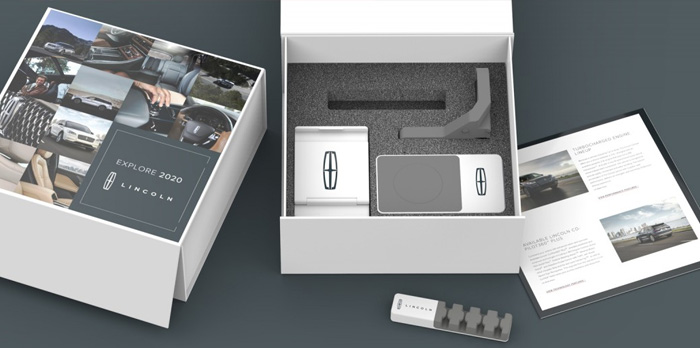 Desk Saver Kit as a gift idea to loyal customers